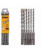 Universal drill bits