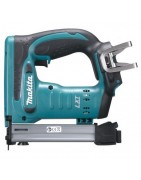 Cordless nailers and staplers
