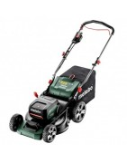 Trimmers, lawn mowers