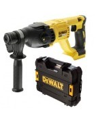 Cordless rotary hammers and hammer drills